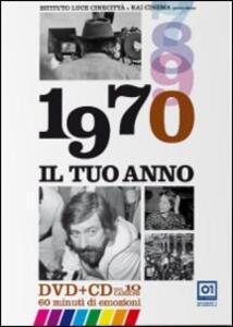 Il tuo anno. 1970 - DVD