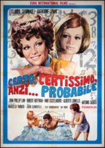Certo, certissimo, anzi... probabile di Marcello Fondato - DVD
