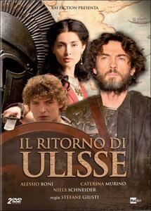 Il ritorno di Ulisse (2 DVD) di Stéphane Giusti - DVD