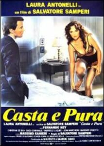 Casta e pura di Salvatore Samperi - DVD