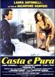 Cover Dvd Casta e pura