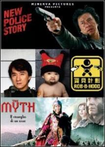 Film Jackie Chan Box (3 DVD) Benny Chan Stanley Tong