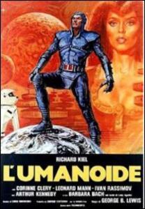 L' umanoide di George B. Lewis,Enzo G. Castellari - DVD