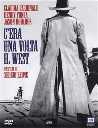 Cover Dvd C'era una volta il West (DVD)
