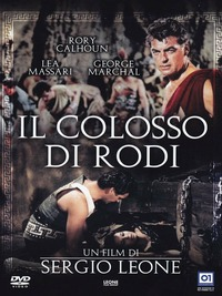 Cover Dvd colosso di Rodi (DVD)