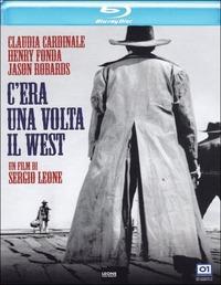 Cover Dvd C'era una volta il West (Blu-ray)