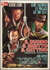 Cover Dvd buono, il brutto, il cattivo (Blu-ray)