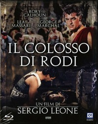 Cover Dvd colosso di Rodi (Blu-ray)
