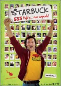 Starbuck. 533 figli e... non saperlo di Ken Scott - DVD