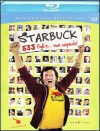 Cover Dvd Starbuck. 533 figli e... non saperlo (Blu-ray)