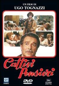 Cover Dvd Cattivi pensieri (DVD)