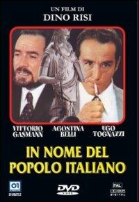 Cover Dvd In nome del popolo italiano (DVD)