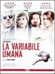 Cover Dvd La variabile umana