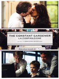 Cover Dvd Constant Gardener. La cospirazione (DVD)