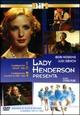 Cover Dvd DVD Lady Henderson presenta