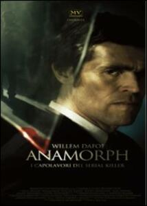 Anamorph. I capolavori del serial killer di H.S. Miller - Blu-ray