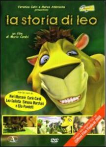 La storia di Leo di Mario Cambi - DVD