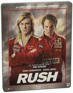 Rush (2 Blu-ray)<span>.</span> Special Edition di Ron Howard - Blu-ray