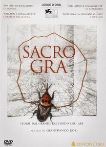 Sacro GRA di Gianfranco Rosi - DVD