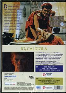 Io, Caligola (2 DVD) di Tinto Brass - DVD - 2