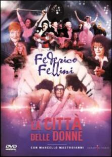 La città delle donne di Federico Fellini - DVD