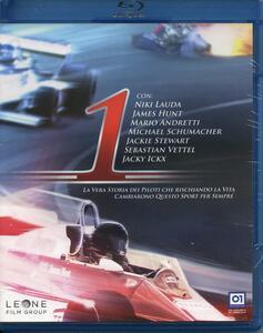 1. One di Paul Crowder - Blu-ray