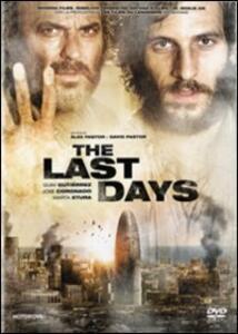 The Last Days di David Pastor,Alex Pastor - DVD