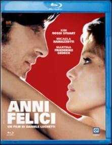 Anni felici di Daniele Luchetti - Blu-ray