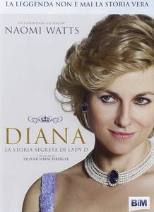 Diana. La storia segreta di Lady D di Oliver Hirschbiegel - DVD