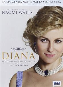 Diana. La storia segreta di Lady D. (DVD) di Oliver Hirschbiegel - DVD