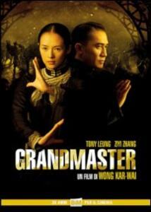 The Grandmaster di Wong Kar Wai - DVD
