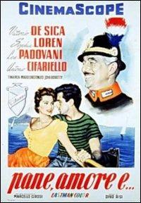 Cover Dvd Pane, amore e... (DVD)