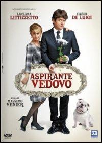 Cover Dvd Aspirante vedovo (DVD)