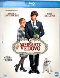 Cover Dvd Aspirante vedovo (Blu-ray)
