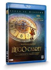 Film Hugo Cabret (Blu-ray) Martin Scorsese