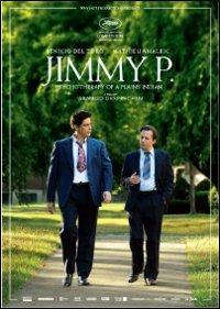 Cover Dvd Jimmy P. (DVD)