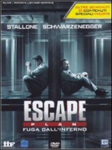 Escape Plan. Fuga dall'inferno di Mikael Håfström - DVD