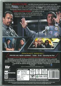 Escape Plan. Fuga dall'inferno di Mikael Håfström - DVD - 2