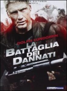 La battaglia dei dannati di Christopher Hatton - DVD