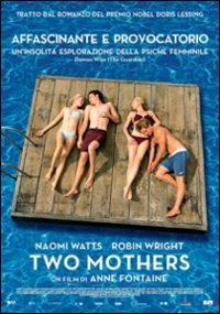 Cover Dvd Two Mothers (DVD)