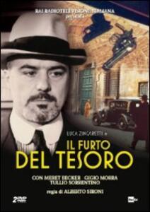 Il furto del tesoro (2 DVD) di Alberto Sironi - DVD