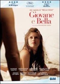 Cover Dvd Giovane e bella (DVD)