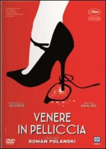 Venere in pelliccia di Roman Polanski - DVD