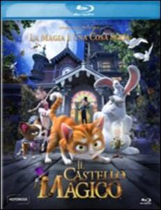 Il castello magico di Ben Stassen,Jeremy Degruson - Blu-ray