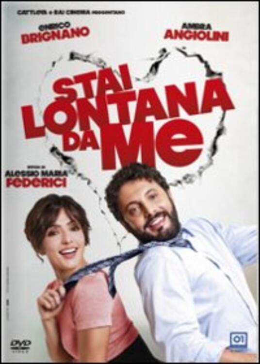 Stai lontana da me di Alessio Maria Federici - DVD