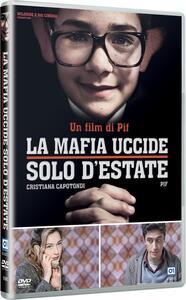 La mafia uccide solo d'estate di Pif (Pierfrancesco Diliberto) - DVD