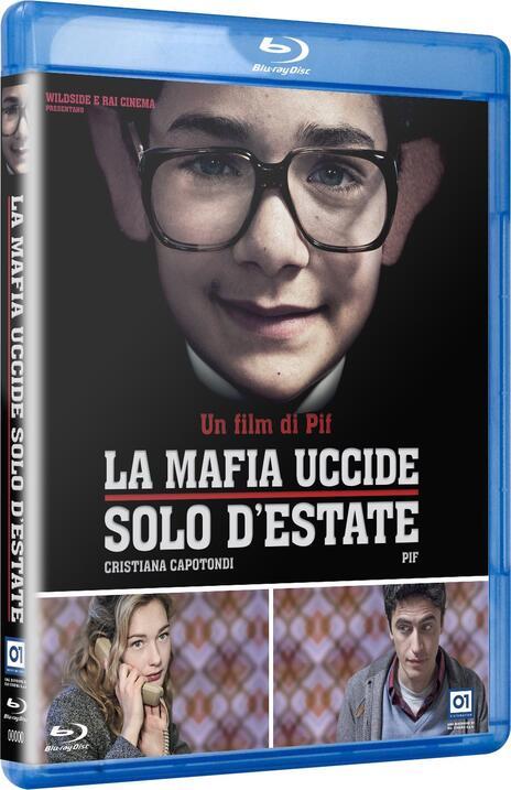 La mafia uccide solo d'estate di Pif - Blu-ray