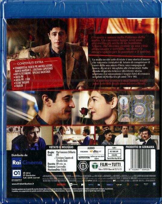 La mafia uccide solo d'estate di Pif - Blu-ray - 10