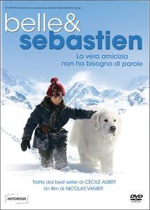 Belle & Sebastien di Nicolas Vanier - DVD