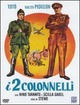 Cover Dvd DVD I due colonnelli